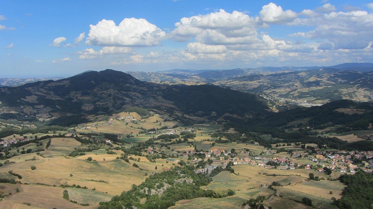 Qual è l'Emilia e qual è la Romagna. <br />(E il nostro elogio dell'una e dell'altra)