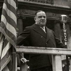 Il sindaco di New York nella Vita promessa (Rai1) era l'eroe di Renzo Arbore
