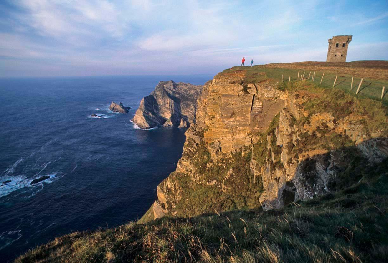 Le contee di Sligo e Donegal: <br />viaggio nell'Irlanda <br />del poeta William Butler Yeats