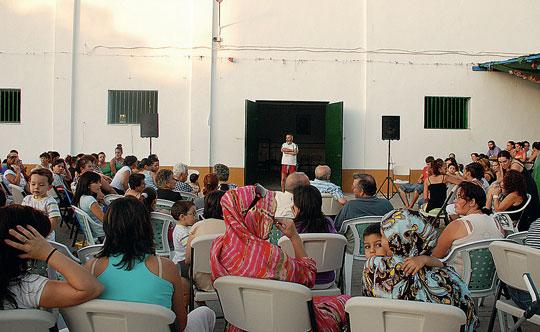 Marinaleda. Una assemblea pubblica