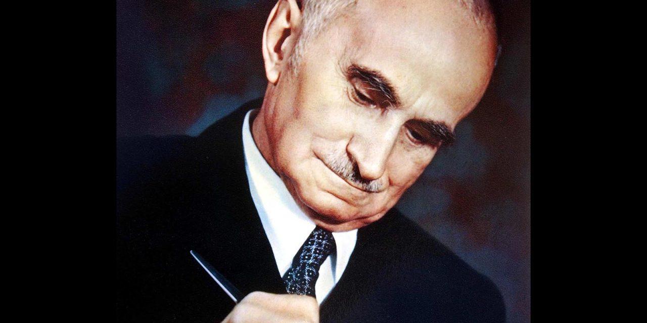 Dieci cose che a me, Luigi Roberto, ha insegnato il nonno presidente Luigi Einaudi (1874-1961)