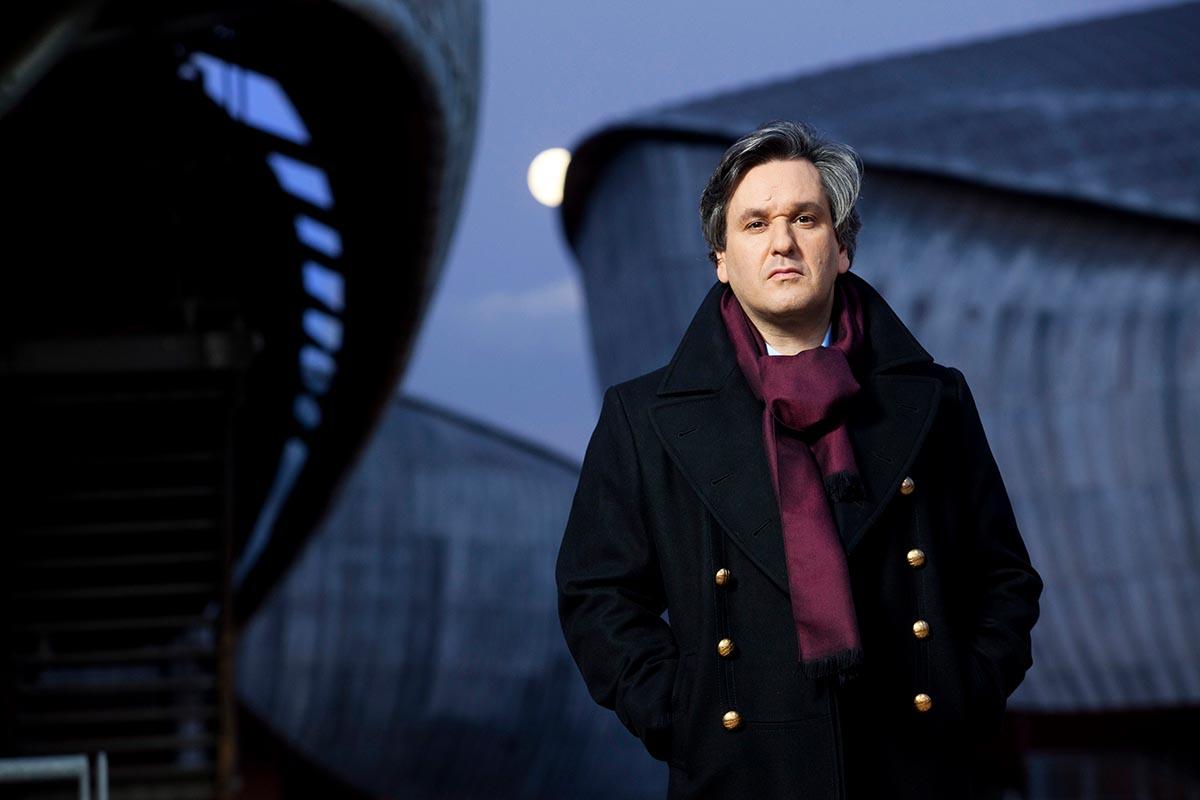 Bentornato, maestro Tony Pappano! Quando il direttore d'orchestra scese da Londra per riabbracciare il borgo paterno nel Sannio