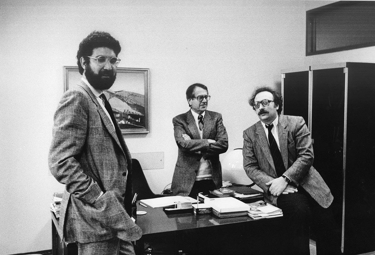 Un testo inedito di Lamberto Sechi, <br />inventore di <em>Panorama</em> <br />e maestro di grandi firme. <br />Ci ricorda i pilastri <br />di due mestieri in crisi: <br />il giornalista e l'editore