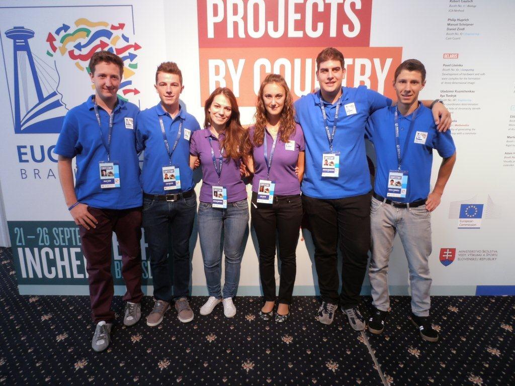 bratislava unione europea concorso giovani scienziati 6 finalisti italiani