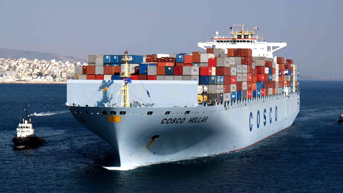 Qui Atene: <br />una cura cinese <br />per il porto del Pireo