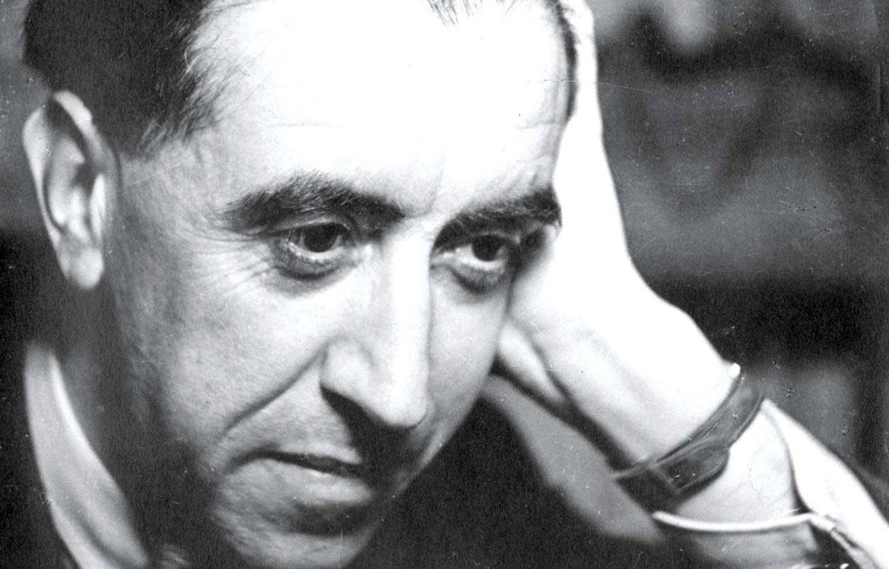 Il giurista <br />Piero Calamandrei <br />(1889-1956)