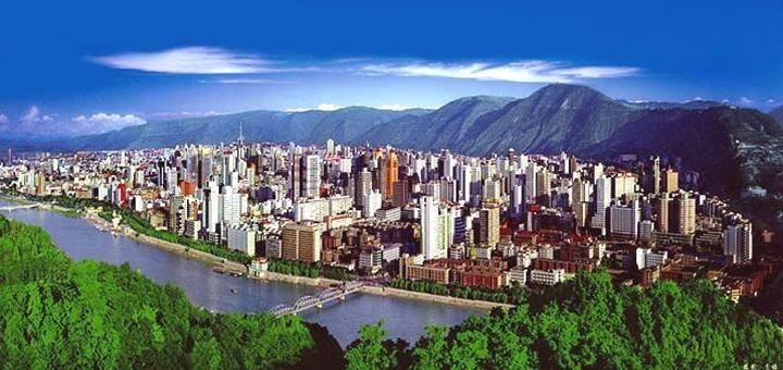 Lanzhou, nell'antichità soprannominata Jincheng (Città Dorata)