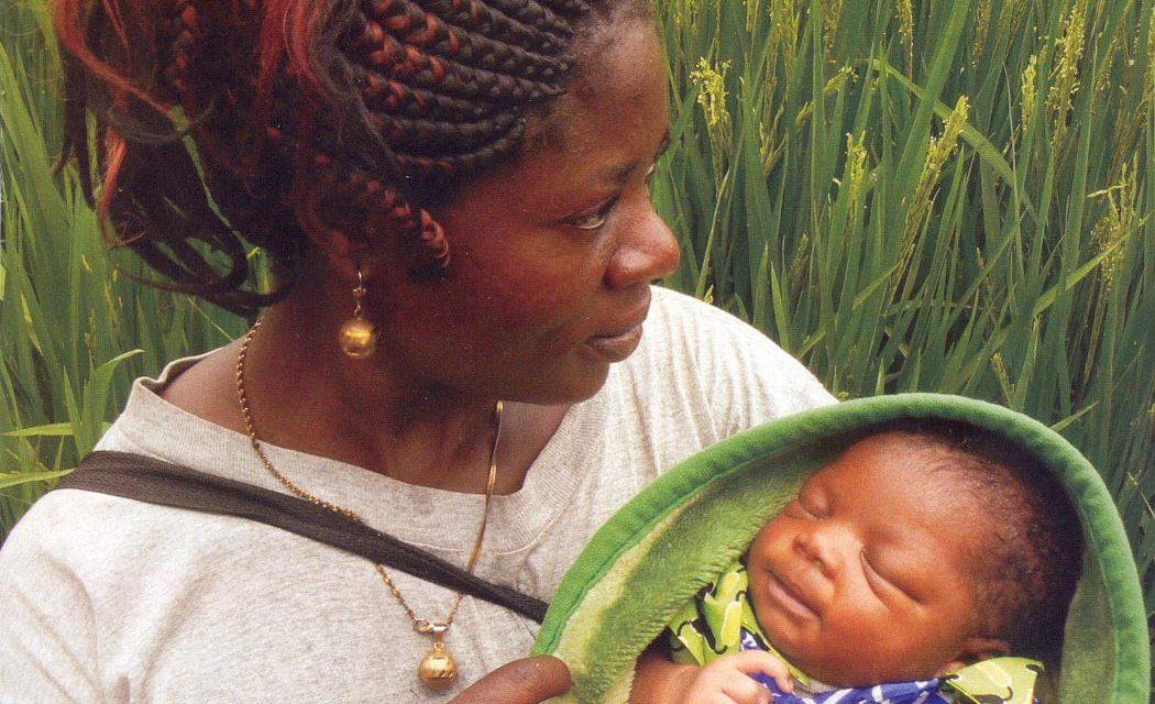 Sandra Kavira (Kyatenga, Congo, 1981), l'agronoma che ha sestuplicato i raccolti di riso nella sua Africa