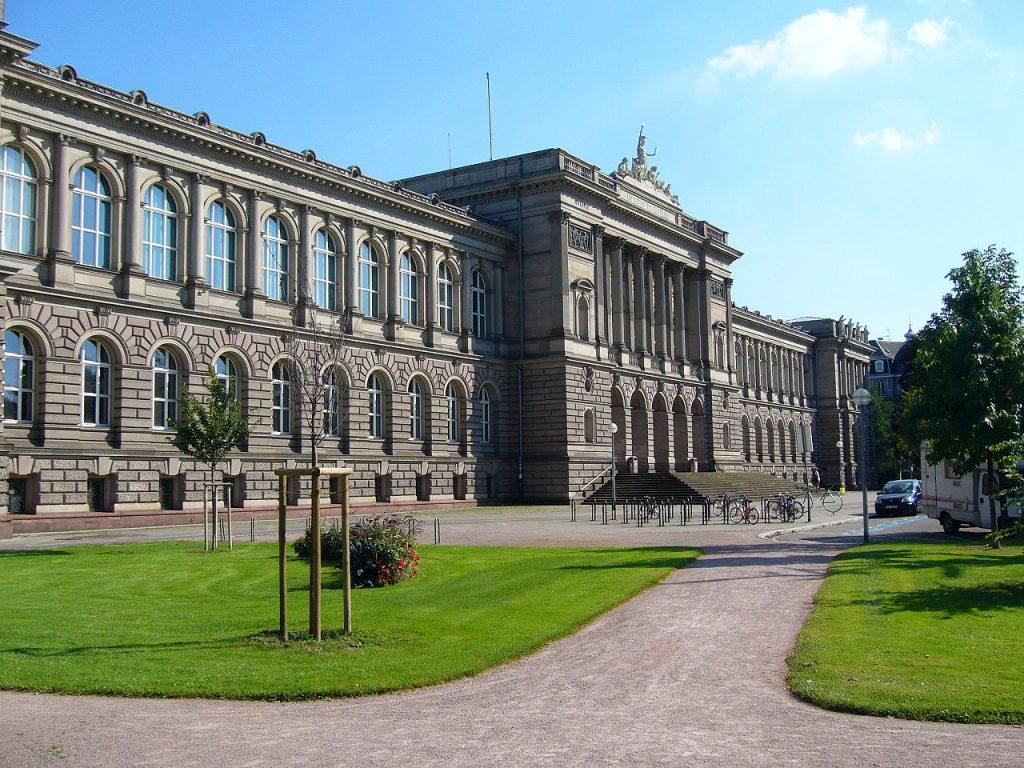 Lateneo dell'Università di Strasburgo (Université de Strasbourg)