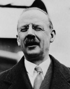 Gilbert Hovey Grosvenor (1875-1966), detto Mister Geografia. E' stato l'uomo determinante per il grande successo del National Geographic