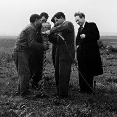 John Bradford (1918-1975), storico inglese che scopriva le città sepolte nel Tavoliere pugliese