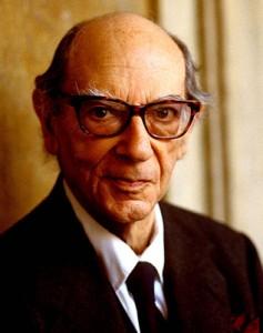 Sir Isaiah Berlin (1909-1997) è stato uno dei grandi teorici del liberalismo