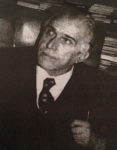 L'editore Armando Armando alla fine degli anni Settanta