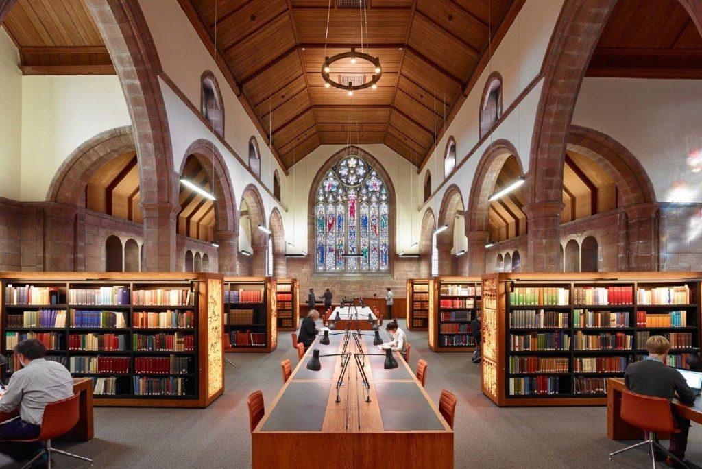 erasmus-scozia-st-andrews-library