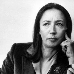 Così Oriana Fallaci mi raccontò Oriana