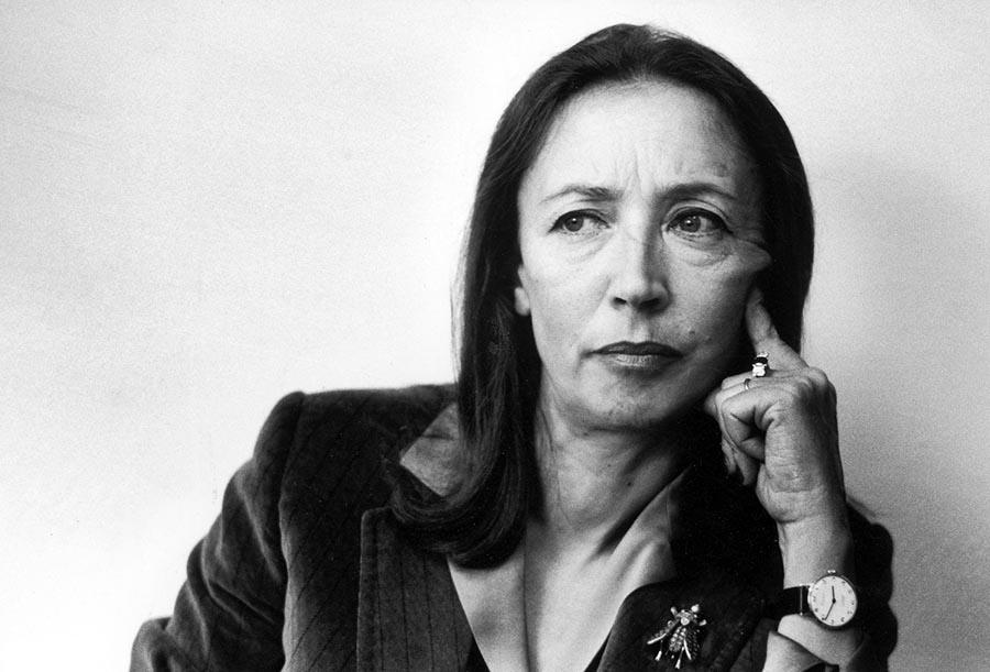 Così Oriana Fallaci <br />mi raccontò Oriana