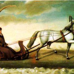 Il fuoco. I roghi dei due mari (Rimini e Livorno) con la colonna sonora delle sinfonie di Berezovskij