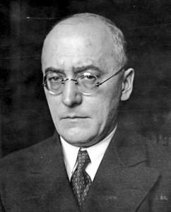 Heinrich Brüning (1885 – 1970)