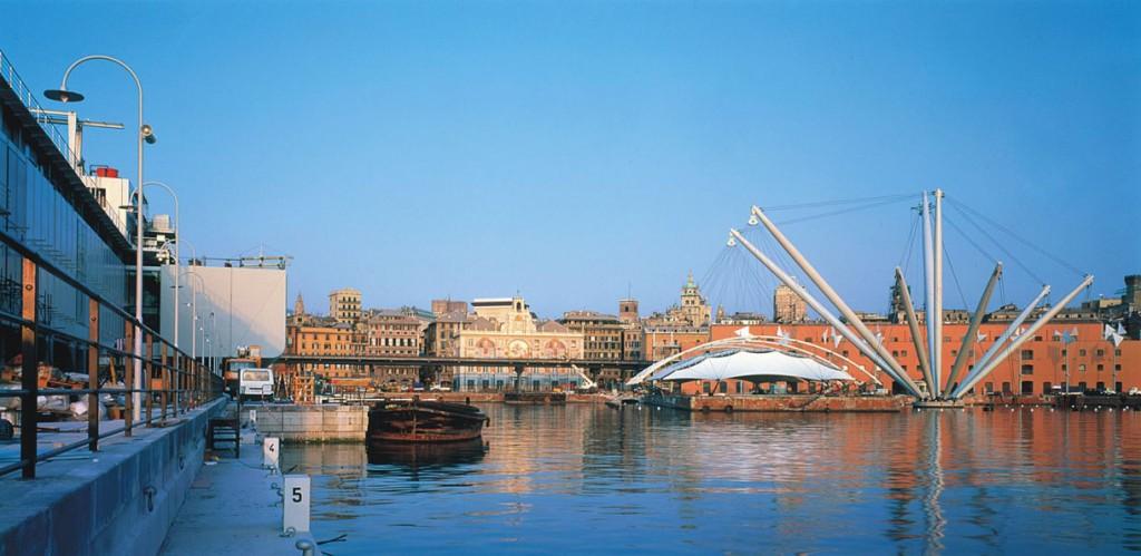 Porto Antico, Genova