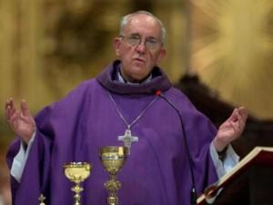 Papa Francesco I, Jorge Mario Bergoglio