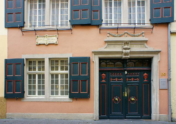una casa in Germania