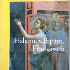 """Habemus Papam, Francesco"": un libro edito dalla mia piccola bottega editoriale ha anticipato un'utopia non impossibile"