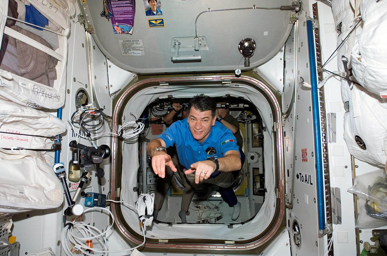 paolo-nespoli-missione-STS-120