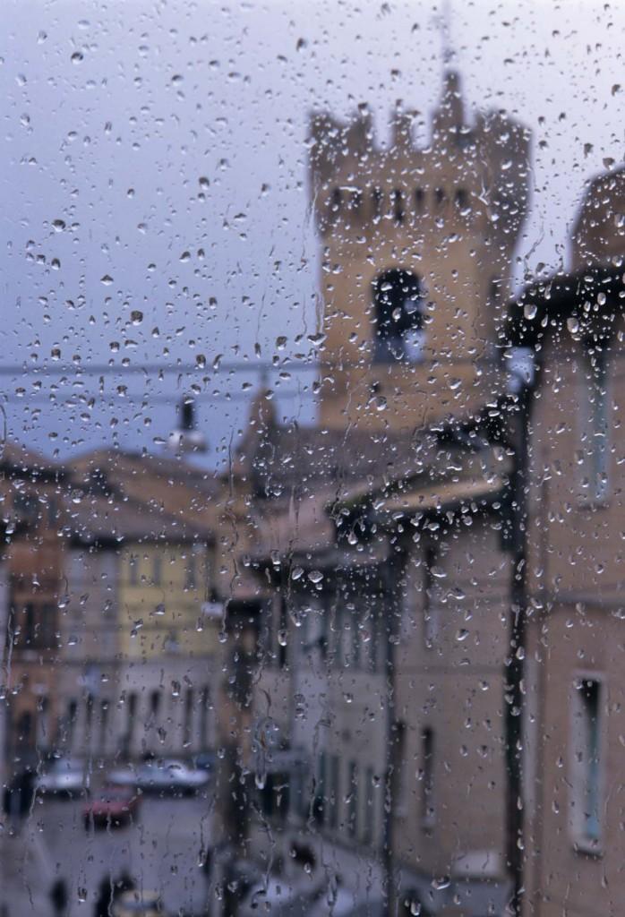 finestra casa Leopardi Recanati