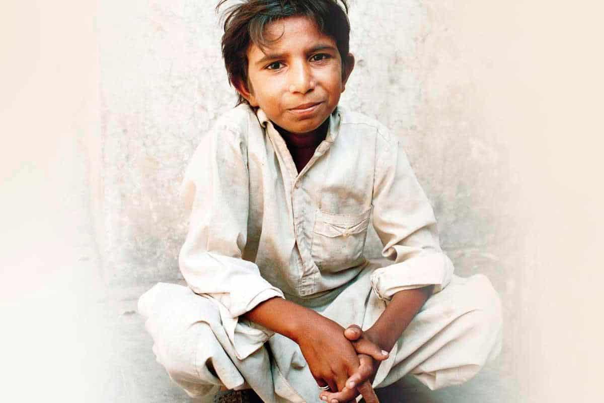 A Genova Iqbal, <br />ignoto eroe ragazzino, <br />ha fatto scuola