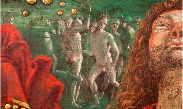 Le prime immagini degli indigeni americani descritti da Colombo, scoperte nei Musei Vaticani