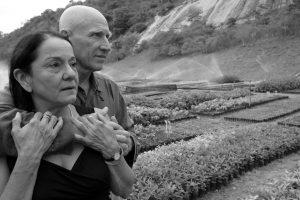 Sebastiao Salgado e Lèila Wanick