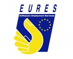 Il primo portale europeo utile per chi cerca lavoro, Eures, contiene 1.279.741 annunci di impiego in tutt'Europa