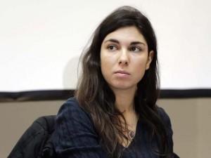 Giulia Sarti, 26 anni, capolista 5 stelle per l'Emilia Romagna.