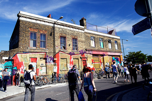 Hackney Wicked (foto di Stephen Barber, Flickr)