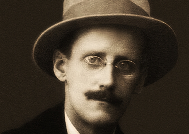 James Joyce (Dublino 1882 - Zurigo 1941)