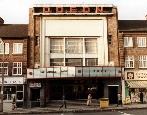 Odeon Wood Green (foto di dudashenka, Flickr)