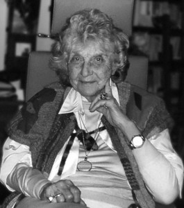 Anne Ancelin Schützenberger (Mosca, 1919)