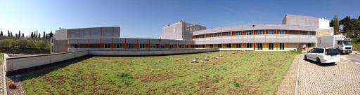Firenze: il nuovo Centro di ricerca dell'Istituto toscano dei tumori, in viale Pieraccini 6 a Careggi. Occupa tre piani e rappresenta il centro nevralgico della ricerca toscana contro il cancro.