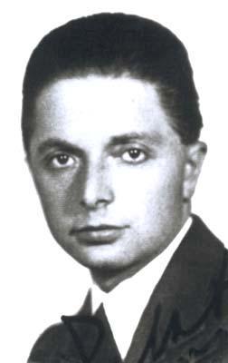 Giovanni Palatucci (Montella, 1909 – Dachau, 1945)