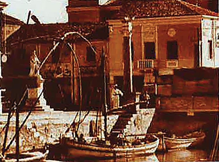 """Cesenatico,1946: nel naufragio <br />del """"Titanic romagnolo"""", <br />la scelta drammatica di Vittorio"""