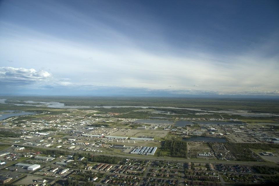 Fairbanks è la seconda città più grande dello stato americano dell'Alaska.