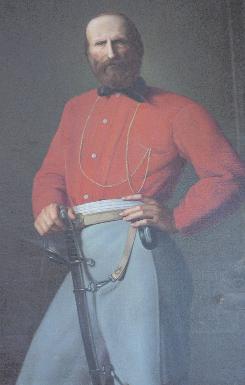 Giuseppe Garibaldi (Nizza, 1807 – Caprera, 1882)