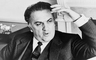 Un libro intrigante sui segreti di Fellini, un Sos per la casa in Romagna dove trascorreva estati felici