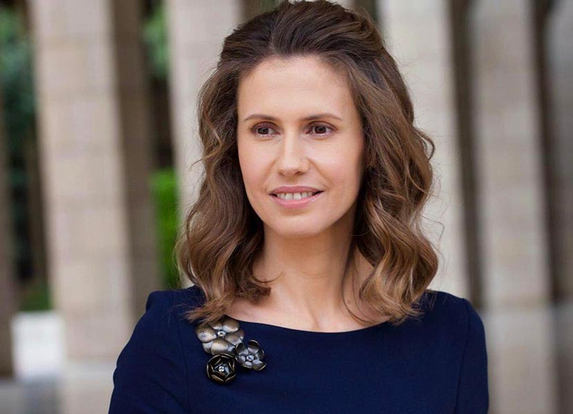 """Quando a Rimini Asma al-Assad, first lady <br />della Siria ed economista, sentenziò: <br />""""Per battere terroristi ed estremisti <br />serve una coalizione contro la povertà"""""""