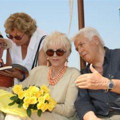 Innaffiamo la pianta più bella fiorita nel segno di Franca Rame: i soldi del Nobel per i disabili e la Riviera senza barriere