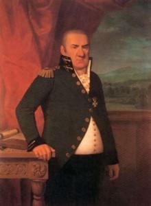 Giacomo Quarenghi (1744-1817) in un ritratto di Giuseppe Poli