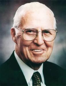 Norman Ernest Borlaug (Cresco, 25 marzo 1914 – Dallas, 12 settembre 2009) è stato un agronomo e ambientalista statunitense, vincitore del Premio Nobel per la pace nel 1970, definito il padre della Rivoluzione verde