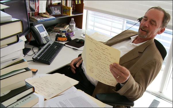 David Carr,editorialista New York Times giornalisti digitali
