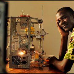 Realizzata stampante 3D con rifiuti elettronici.È costata soltanto un centinaio di dollari