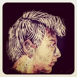 Un ritratto di Giacomo Giannella, 34 anni, ideatore di Streamcolors